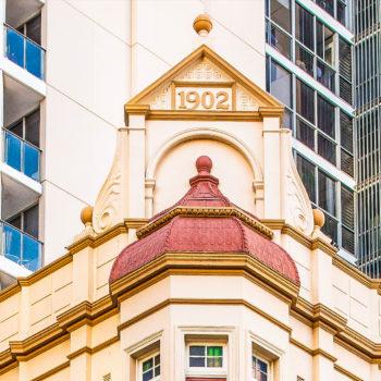 Chamberlain Hotel Detail