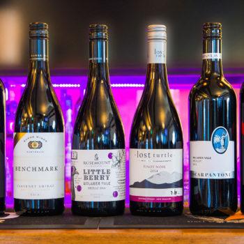 Chamberlain Hotel Wines
